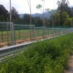 BRC Fencing Mesh Panel