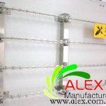 Razor Wire Straight Line